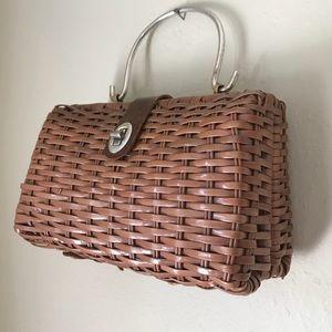 Vintage Bags - 🎉HP Beautiful Vintage Woven Bag